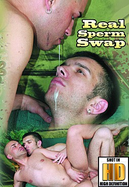 Real Sperm Swap cover