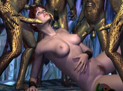 Sexual gladiator in hot fuck