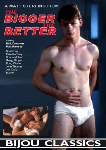 The Bgger The Better (1984) VHSRip cover