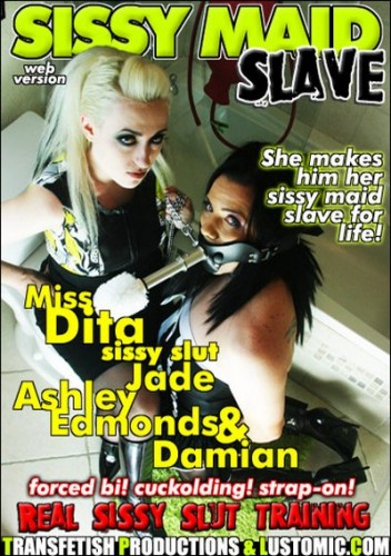 Sissy Maid Slave cover