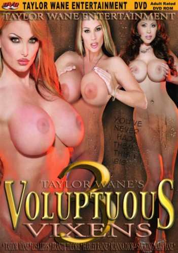 Voluptuous vixens vol3 cover