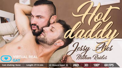 Virtual Real Gay – Hot Daddy (Android/iPhone) cover