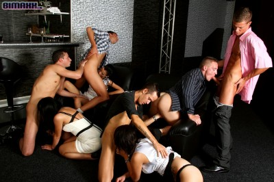 Butt Bangin' At The Bi Bar Part 1 cover