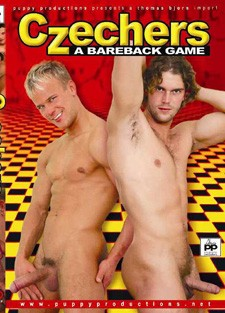[Puppy Productions] Czechers a bareback game Scene #5 cover