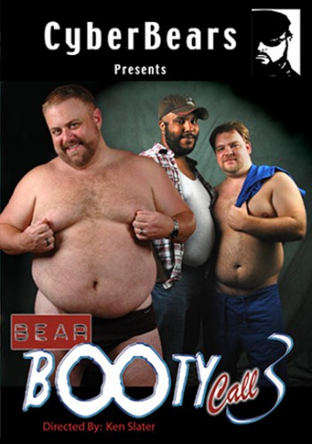 Bear Booty Call Vol. 3 - Fly Bear, Matte Masterson