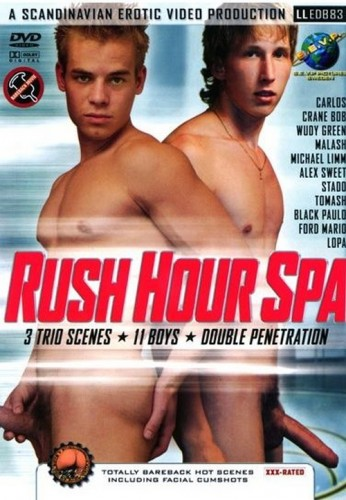 Rush Hour Spa cover