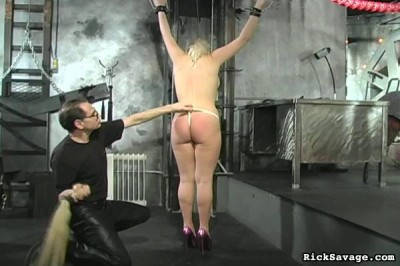 RickSavage - Girls Of Pain Scene 5 Kimberly Gets Pushed To The Limit cover