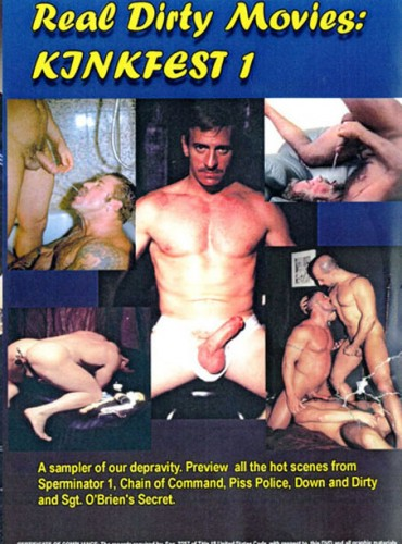 Real Dirty Movies: Kinkfest 1 cover