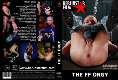 The FF Orgy cover