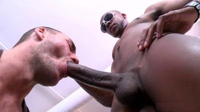 Big Black Dick For White guy! (2012)