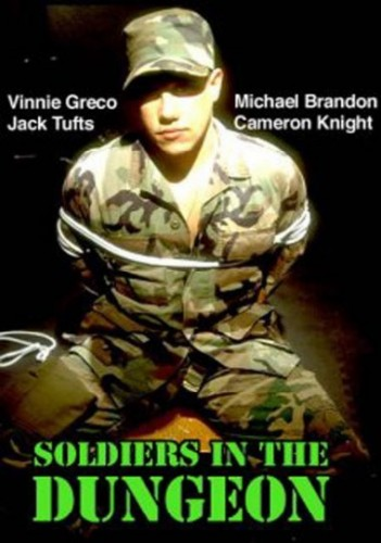 Soldiers in the Dungeon (Bound & Gagged Video) cover