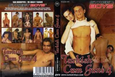 Turkish Cum Guns -4   ( Street Boys ) cover