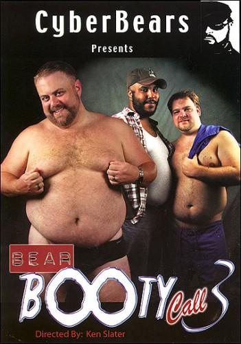 Bear Booty Call vol.3 cover