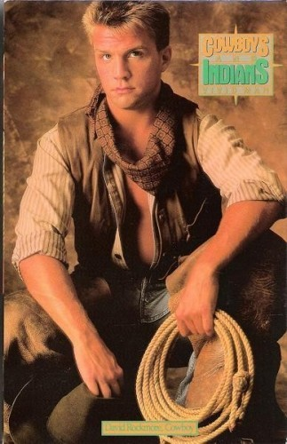Cowboys And Indians (1989) cover