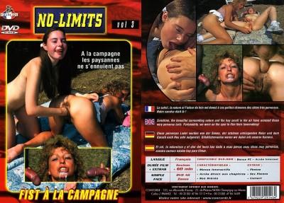 No Limits #3 Fist a La Campagne (2008) DVDRip cover