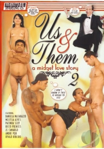 Us And Them: A Midget Love Story #2 cover
