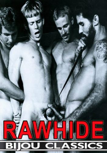 Bareback Rawhide (1981) - Sky Dawson, Chris Burns, J.W. King cover