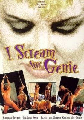 I Scream For Genie cover
