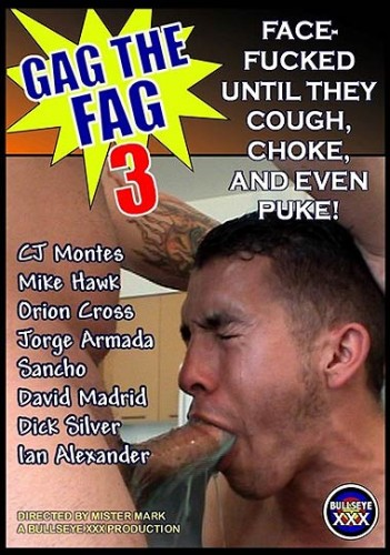 Gag The Fag 3 cover