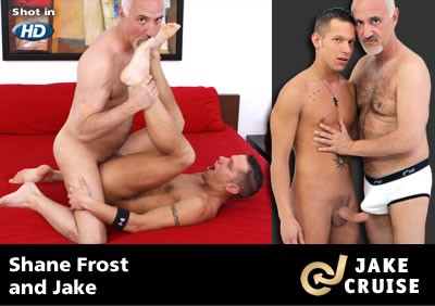 Shane Frost and Jake