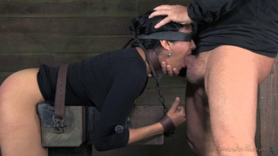 SexuallyBroken Beretta James conquered by cock! Takes 10 inches of Bbc..