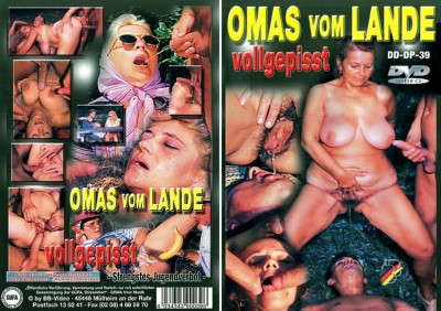 Omas Vom Lande Vollgepisst (1998/DVDRip) cover