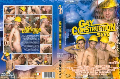 00448-Gay construction site vol1 [All Male Studio] cover