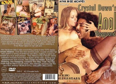 Crystal Dawn's Anal Playground (1978)
