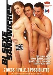 Bisex sandwiches 2 mecs 1 fille (2006) SATRip cover