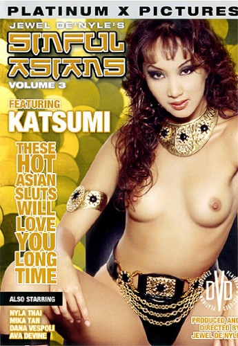 Sinful Asians vol. 3 (2004) cover