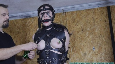 He Wanted a Pony Girl for Christmas 4 part - BDSM,Humiliation,Torture HD 720p