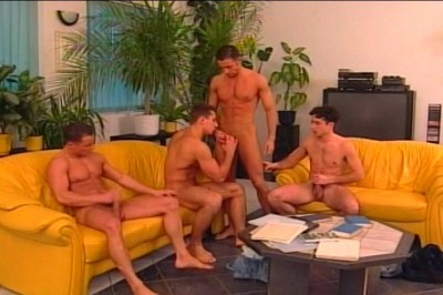 [Pacific Sun Entertainment] Gay Guys Start The Morning Off Right cover