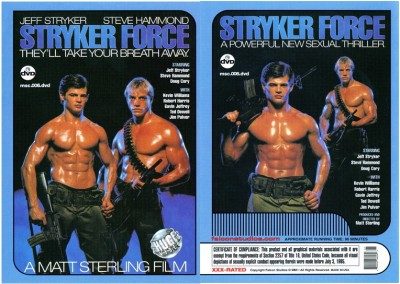 Stryker Force (1987) DVDRip cover