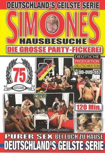 Simones Hausbesuche #75 cover