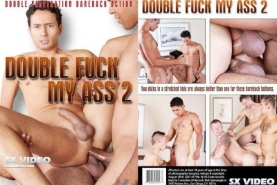 Double Fuck My Ass
