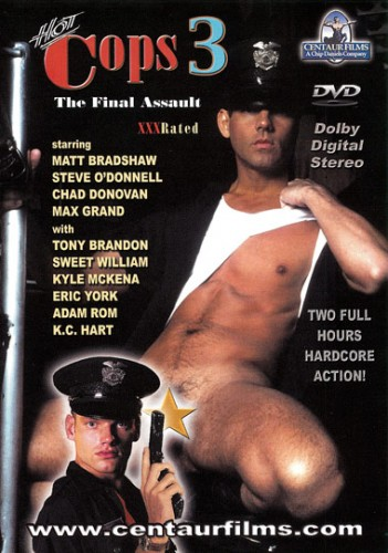 Hot Cops 3 cover