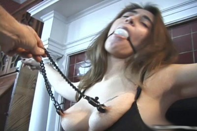 Rick Savage - Ultimate Nipple Torment 4 Kylie
