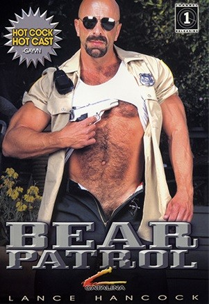 Gay Bear Men - Bear Patrol cover