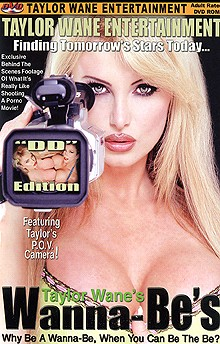 Taylor Wane's Wanna-Be's DD Edition cover