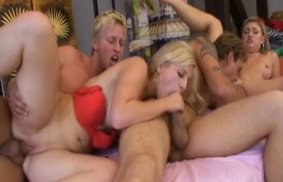 Bisexual 4Somes Vol. 16