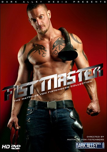 Dark Alley Media - Fist Master cover