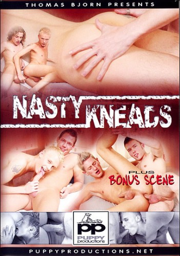 Nasty Kneads (2008) cover