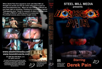 House of Pain (2008) cover