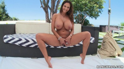 Ava Addams - Big Tits Ava Addams gets an Anal Excavation