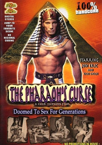 The Pharaoh's Curse cover
