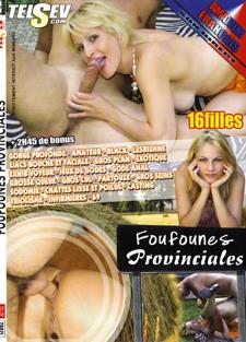 [Telsev] Foufounes provinciales Scene #4 cover
