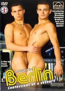 [Skin to Skin Films] A night in Berlin Scene #1 cover