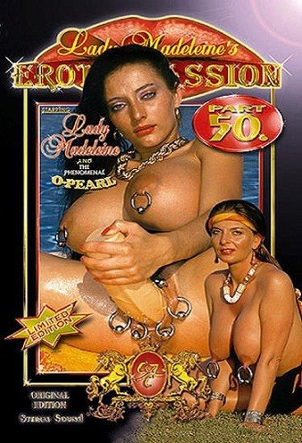 Opearl - Lady Madeleine's Erotic Passion 50 cover