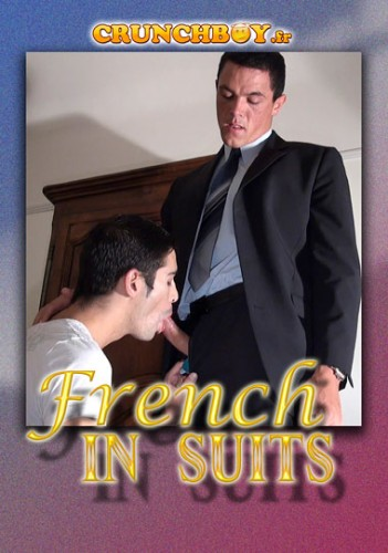 French In Suits (2012) DVDRip cover