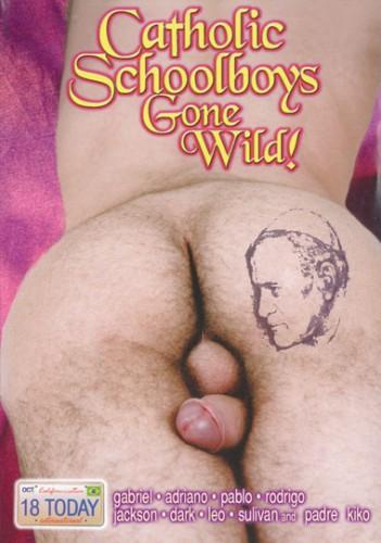 Catholic Schoolboys Gone Wild! cover